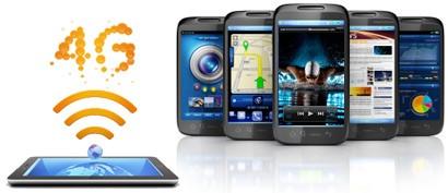 4G Focus: The Top Eight 4G Smartphones