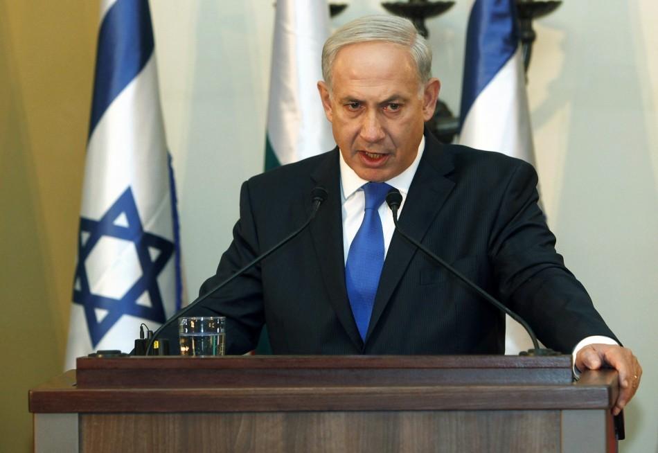 Benjamin Netanyahu Israel prime minister