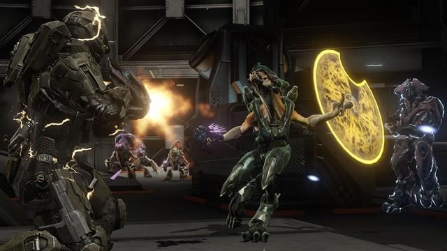 Halo 4 campaign