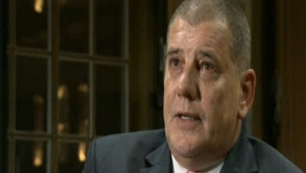 Steve Messham claims he was abused by a senior Conservative politician (BBC)