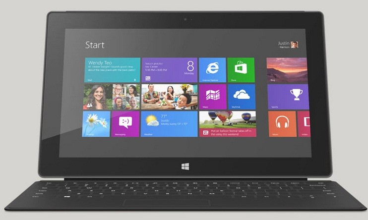 Microsoft Surface for Windows 8 Pro