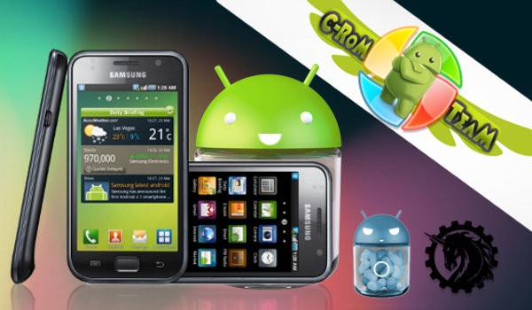 Install Android 4.1.2 C-RoM Mix Jelly Bean ROM for Galaxy S GT-I9000