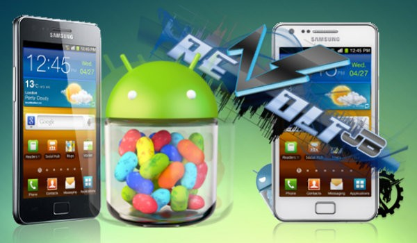 Android 4.1.2 Revolt JB ROM Released for Galaxy S2 I9100 [How to Install]