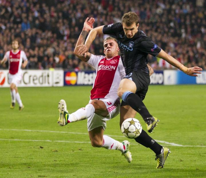 Ajax v Manchester City