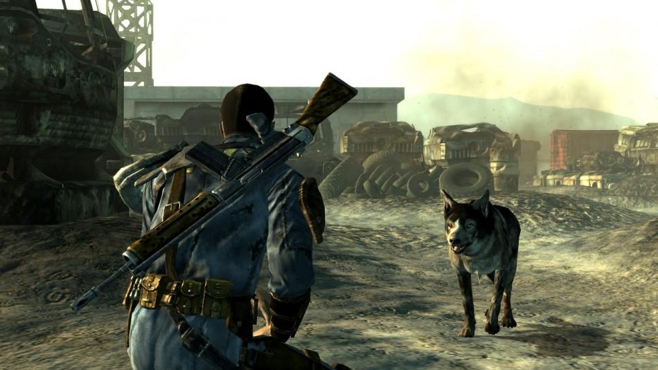 Fallout 3 Dogmeat