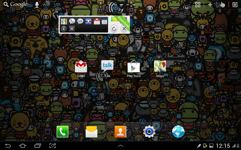 Galaxy Note 10.1 GT-N8000 Gets Android 4.1.1 Jelly Bean with JellyNote ROM [How to Install]