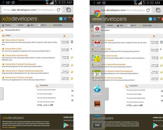 Samsung Galaxy Note 2 Multi-Window Turns Transparent via a Mod [Installation Guide]
