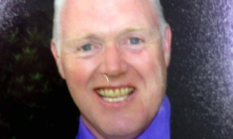 David Black is the 30th prison officer to be killed in Northern Ireland since 1974 (PSNI)