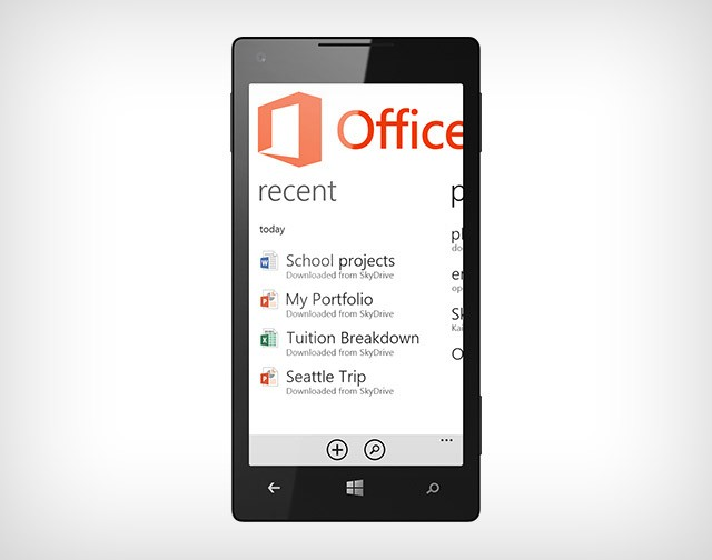 Microsoft Office On IPhone Could Be Just What Windows