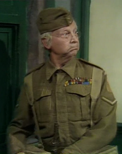 Clive Dunn OBE, star of Dad's Army, has died aged 92 (Wikicomms)