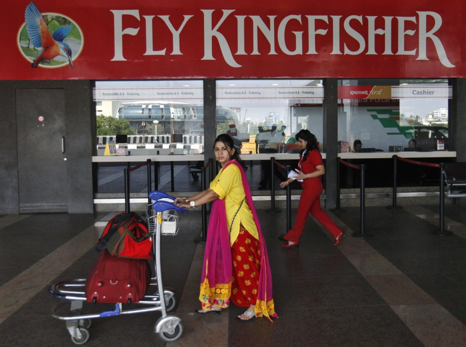 Kingfisher Airlines reservation office