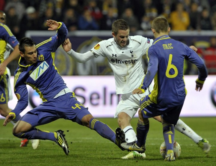 Maribor v Tottenham