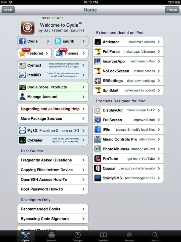 iOS 6.0.1 Jailbreak: iPad 4 Gets Jailbroken After iPad Mini