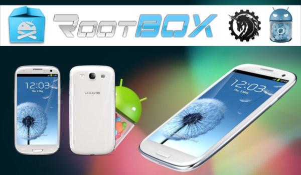 Galaxy S3 I9300 Gets Android 4.1.2 Vanilla RootBox Jelly Bean ROM [How to Install]
