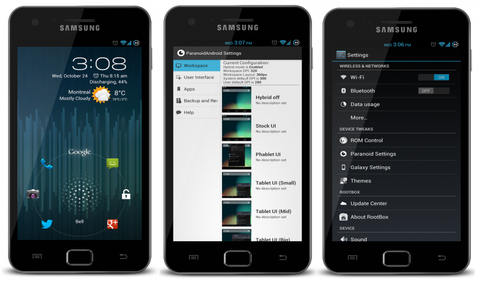 Galaxy S3 I9300 Gets Android 4.1.2 Vanilla RootBox Jelly Bean ROM [How to Install]