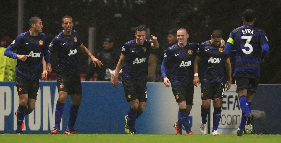 Braga v Manchester United