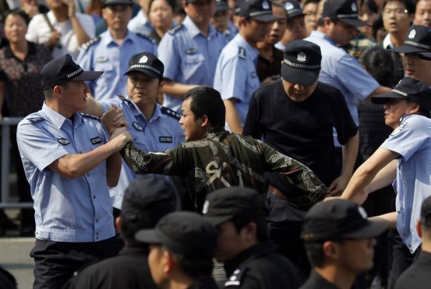 China dissidents