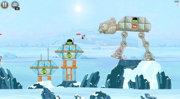 Angry Birds Star Wars Rovio iOS