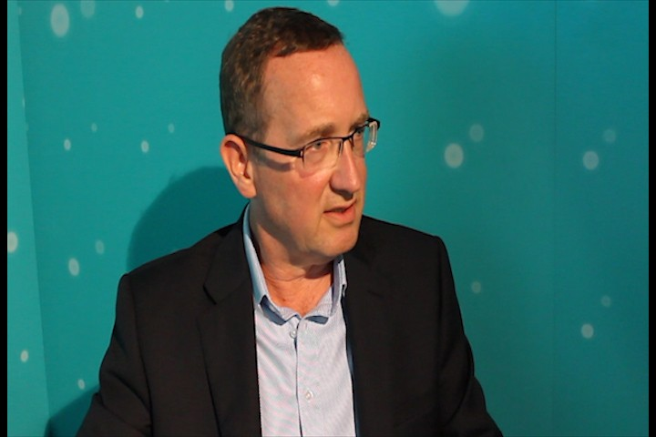 Martin Stiven, vice president of Business for EE
