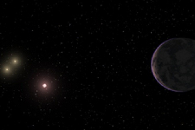 Super-Earth Planet Discovered