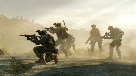 US Navy Seals Leaked Information to EA for Medal of Honor
