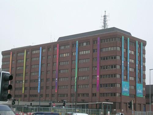 Merseyside Police Headquarters