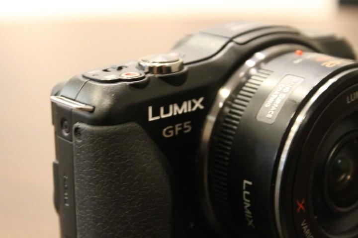 Panasonic Lumix GF5 Review