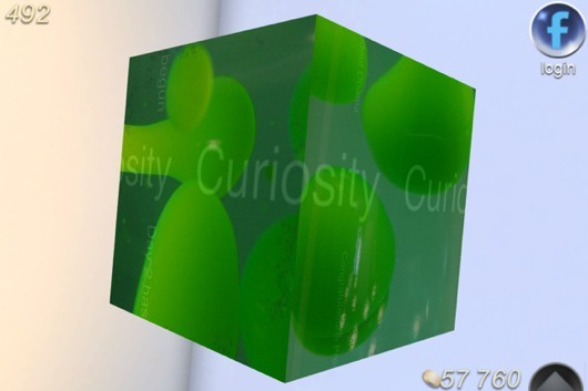 Curiosity cube