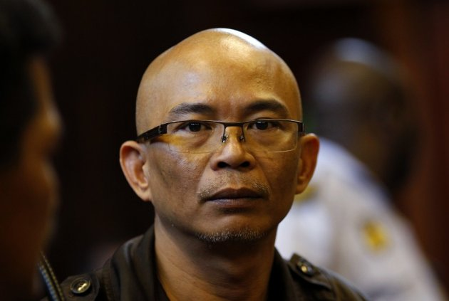 Chumlong Lemtongthai attends a hearing at Kempton Park Magistrate's Court