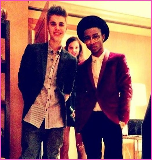 Barbara Palvin Justin Bieber Selena Gomez