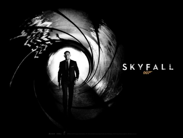 Skyfall Teaser Photo