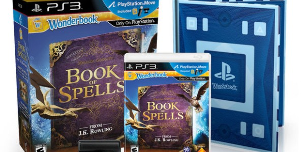 Wonderbook Book of Spells Review