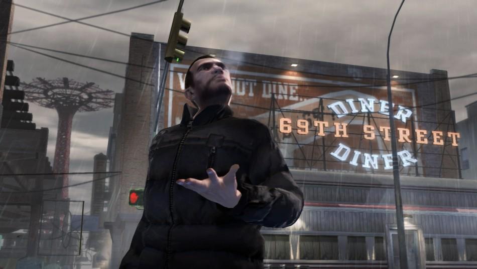 Grand Theft Auto Blog