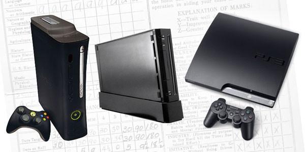 PlayStation 4 Xbox 720 Wii U