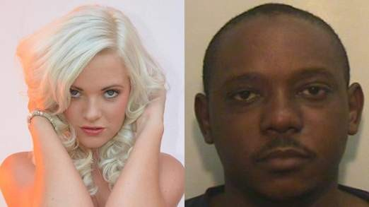 Rebecca Caine (l) was killed when she collided oncoming drink-driver Wilfred Museka (Facebook/GMP)