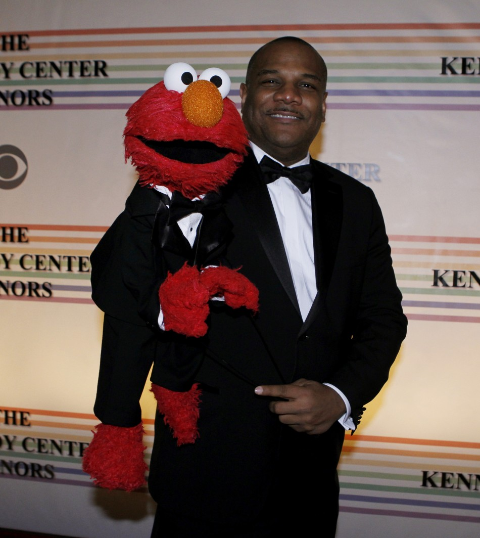 Kevin Clash has voiced Elmo in Sesame Street since 1985 (Reuters)