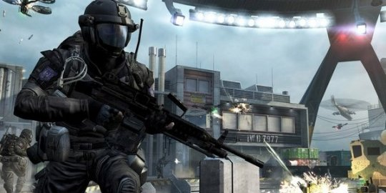 Black Ops II review