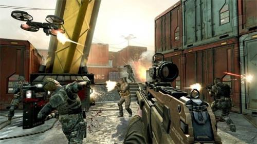 Black Ops 2 multiplayer