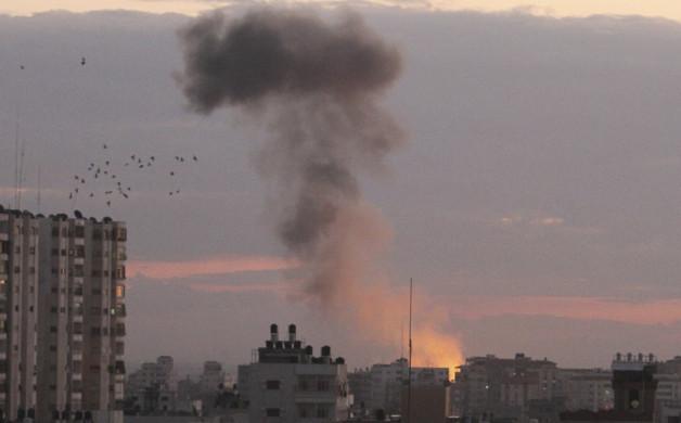 Gaza attack