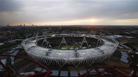 Tottenham, West Ham and Leyton Orient all sought to take over the Olympic Stadium (Reuters)