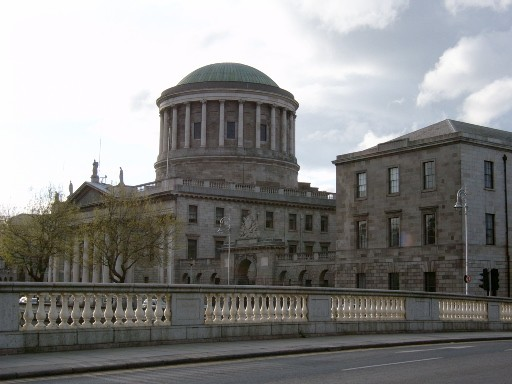 Four Courts in Dublin