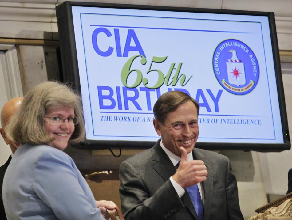 CIA Opens Investigation