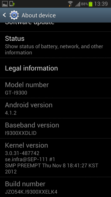 Galaxy S3 I9300 Gets Official Android 4.1.2 Jelly Bean with Leaked XXELK4 Firmware [How to Install]