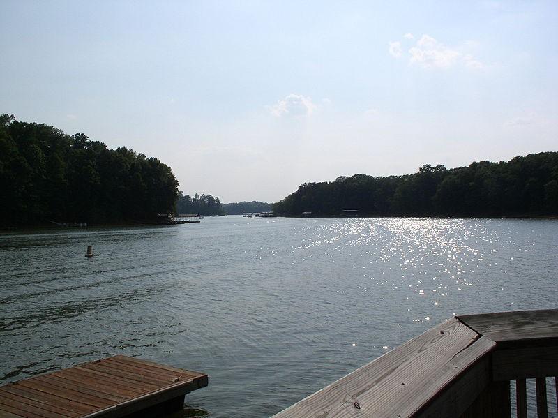 Lake Hartwell