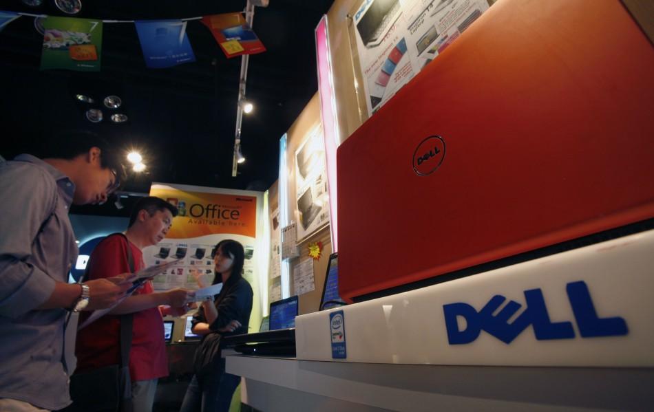Dell Profits Crash