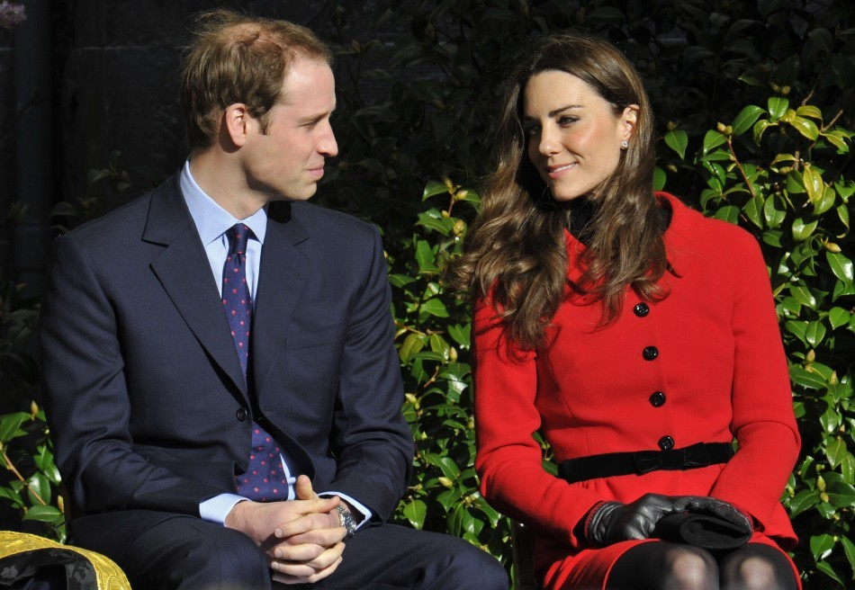 Best captured pre-wedding pictures of William  Kate