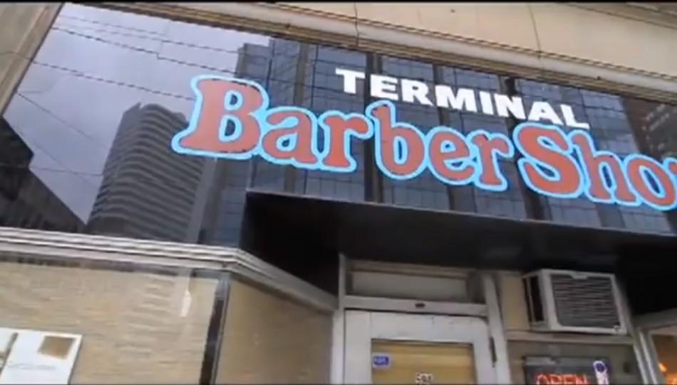 Terminal Barber shop