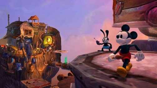 Epic Mickey 2 Review