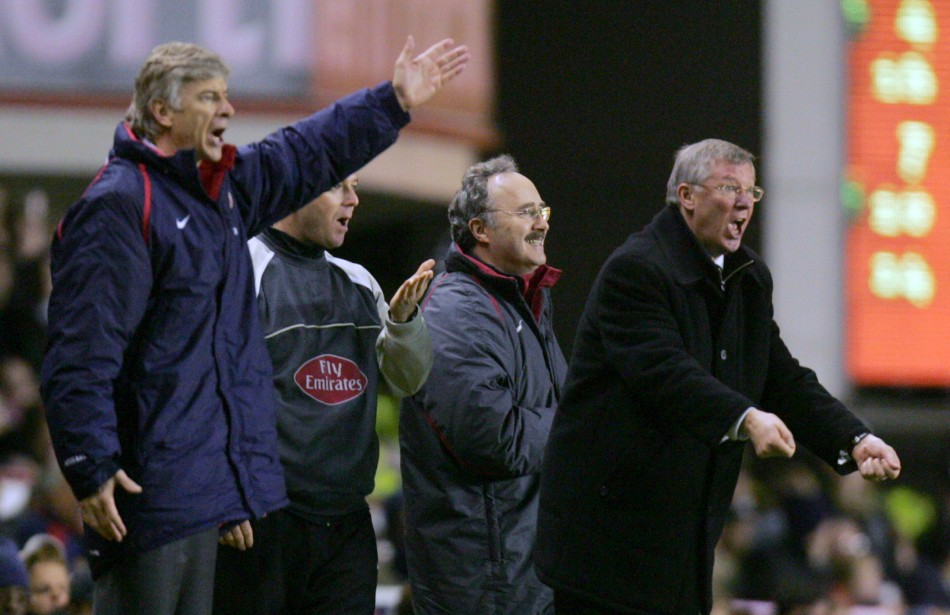 Ferguson and Wenger