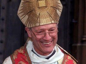 Rt Rev Peter Ball